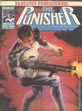 Punisher (UK 1989-1990) Magazine 5