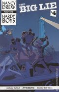 Nancy Drew Hardy Boys (2017 Dynamite) 4B