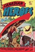 Canadian Heroes (1942 Educational Projects) Vol. 4 #2