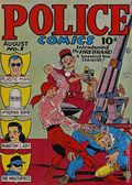 Don Maris Reprint: Police Comics #1 (1941/1975) 1