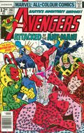 Avengers (1963 1st Series) UK Edition 161UK