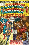 Captain America (1968 1st Series) UK Edition 164UK
