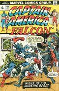 Captain America (1968 1st Series) UK Edition 166UK