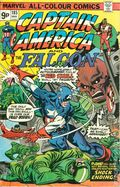 Captain America (1968 1st Series) UK Edition 185UK