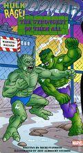 Hulk Rage! Strongest of Them All HC (2002 Paradise Press/Board Book) 1-1ST