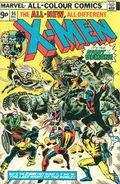 Uncanny X-Men (1963 1st Series) UK Edition 96UK