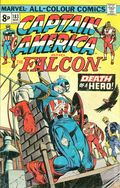 Captain America (1968 1st Series) UK Edition 183UK