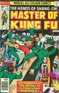 Master of Kung Fu (1974) UK Edition 48UK