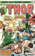 Thor (1962-1996 1st Series) UK Edition 235UK