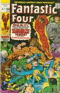 Fantastic Four (1961 1st Series) UK Edition 100UK