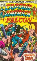 Captain America (1968 1st Series) UK Edition 195UK