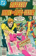 Superboy (1949-1979 1st Series DC) UK Edition 258UK