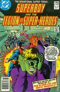 Superboy (1949-1979 1st Series DC) UK Edition 256UK