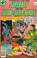 Superboy (1949-1979 1st Series DC) UK Edition 255UK