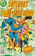 Superboy (1949-1979 1st Series DC) UK Edition 250UK