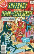 Superboy (1949-1979 1st Series DC) UK Edition 246UK