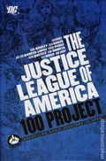 Justice League of America 100 Project HC (2011 Hero Intiative) 1-1ST