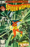 Spider-Woman (1978-1983 1st Series) UK Edition 38UK