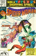Spider-Woman (1978-1983 1st Series) UK Edition 31UK