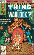 Marvel Two-in-One (1974 1st Series) UK Edition 63UK