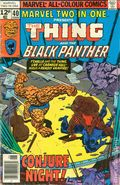Marvel Two-in-One (1974 1st Series) UK Edition 40UK