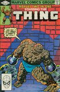 Marvel Two-in-One (1974 1st Series) UK Edition 91UK