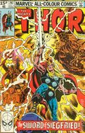 Thor (1962-1996 1st Series) UK Edition 297UK