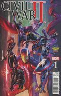 Civil War II (2016 Marvel) 1MIDT
