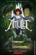Amulet GN (2008- Scholastic Press) 4-REP