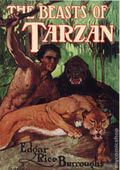 Beasts of Tarzan HC (1914 An A.C. McClurg Novel) 1st Edition 1-1ST