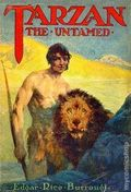 Tarzan the Untamed HC (1920 An A. C. McClurg Novel) 1st Edition 1-1ST
