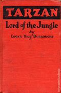 Tarzan Lord of the Jungle HC (1928 A Grosset & Dunlap Novel) 1st U.S. Edition 1N-1ST