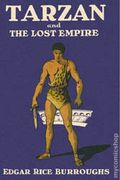 Tarzan and the Lost Empire HC (1929 A Metropolitan Novel) 1st Edition 1-1ST