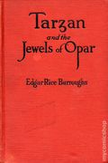 Tarzan and the Jewels of Opar HC (1916 A Grosset & Dunlap Novel) 1st U.S. Edition 1N-1ST