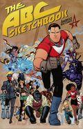 ABC Sketchbook (2002 America's Best Comics) 1