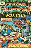 Captain America (1968 1st Series) UK Edition 194UK