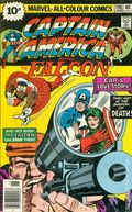 Captain America (1968 1st Series) UK Edition 198UK