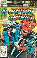 Captain America (1968 1st Series) UK Edition 263UK