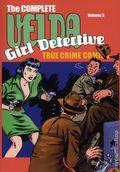 Complete Velda Girl Detective TPB (2016- Caliber) True Crime Comics 3-1ST