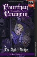Courtney Crumrin TPB (2002 Oni Press) 1st Edition 1B-1ST