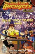 Great Lakes Avengers Same Old Same Old TPB (2017 Marvel) 1-1ST