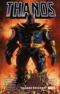 Thanos TPB (2017 Marvel) By Jeff Lemire 1-1ST