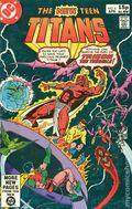 New Teen Titans (1980) UK Edition 6UK