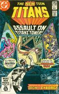 New Teen Titans (1980) UK Edition 7UK