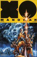 X-O Manowar TPB (2017-2019 Valiant) By Matt Kindt 1-1ST