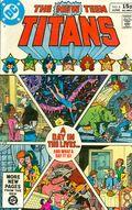 New Teen Titans (1980) UK Edition 8UK