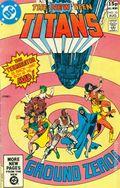 New Teen Titans (1980) UK Edition 10UK