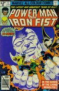 Power Man and Iron Fist (1972) UK Edition 57UK