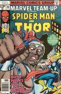Marvel Team-Up (1972 1st Series) UK Edition 70UK