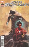 Infamous Iron Man (2016) Now 9